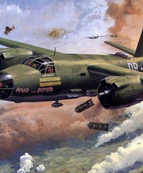 Airfix 1/72 Martin B-26 Marauder