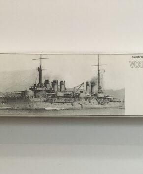 Combrig 1/700 French Battleship Voltare 1911