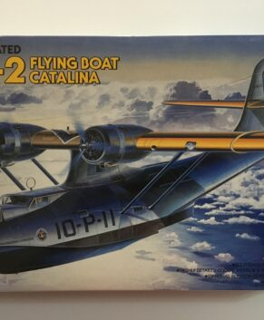 Academy 1/72 Consolidated PBY-2 Catalina Flying Boat