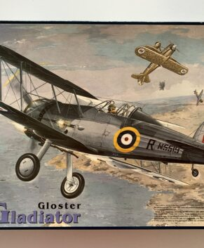 Roden 1/48 Gloster Sea Gladiator