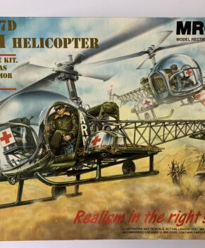MRC 1/35 Bell 47D MASH Helicopter