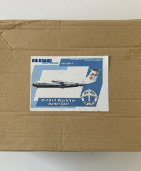 Anigrand Craftworks 1/72 C-141A Starlifter