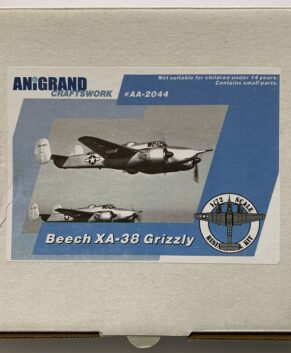 Anigrand Craftworks 1/72 Beech XA-38 Grizzly