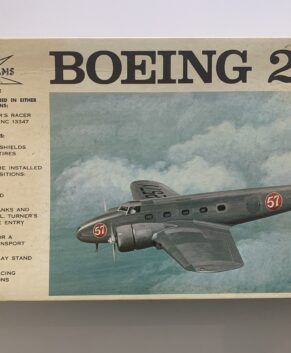 Williams Brothers 1/72 Boeing 247
