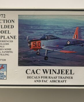 High Planes 1/72 CAC Winjeel