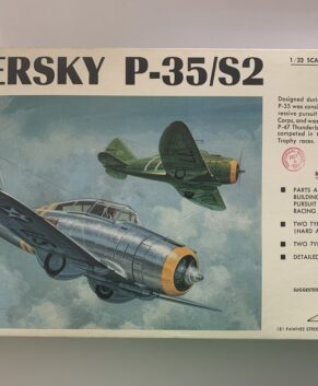 Williams Brothers 1/32 Seversky P-35/S2