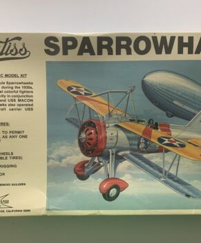 Williams Brothers 1/32 Curtiss Sparrowhawk
