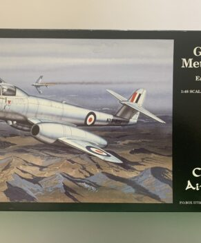 Classic Airframes 1/48 Gloster Meteor F.8 (Early Version)