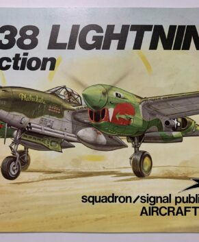 Squadron/Signal In Action #25: P-38 Lightning