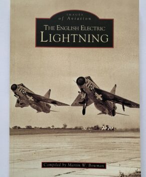 Images of Aviation - The English Electric Lightning