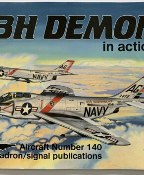 Squadron/Signal In Action #140: F3H Demon