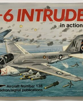 Squadron/Signal In Action #138: A-6 Intruder
