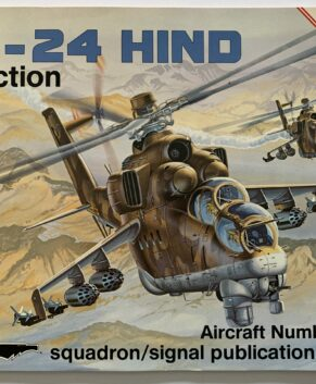 Squadron/Signal In Action #83: Mi-24 Hind