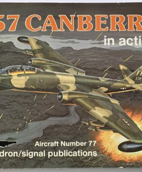 Squadron/Signal In Action #77: B-57 Canberra