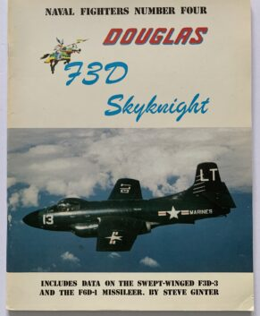Ginter Naval Fighters #4: Douglas F-3D Skynight