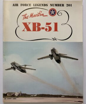 Airforce Legends #201: The Martin XB-51