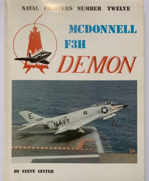 Naval Fighters #12: McDonnell F3H Demon