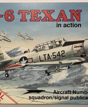 Squadron/Signal In Action #94: T-6 Texan