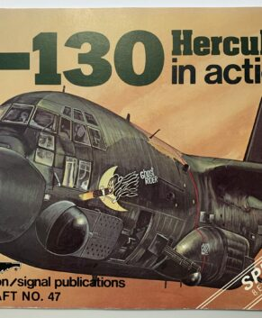 Squadron/Signal In Action #47: C-130 Hercules